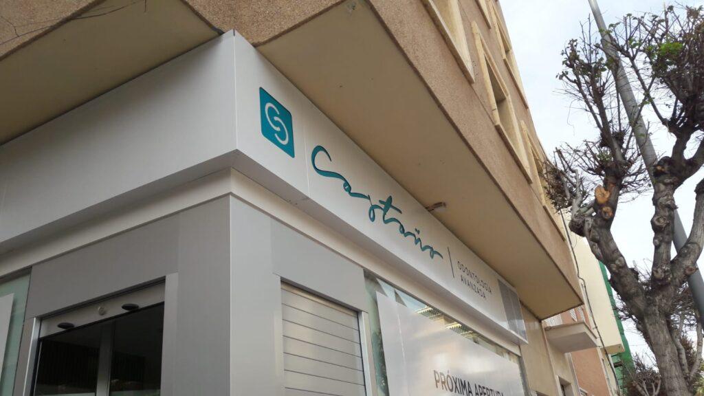 Rotulos para clinicas en Almeria